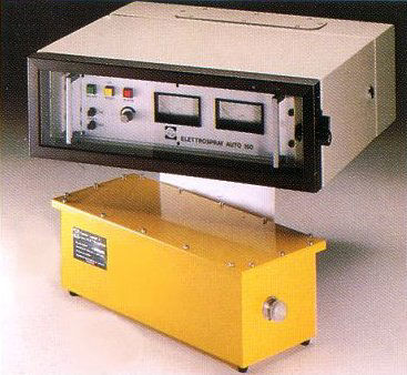 electrostatic generator / high-voltage / for surface treatment