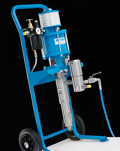 mono-component paint spray unit / airless