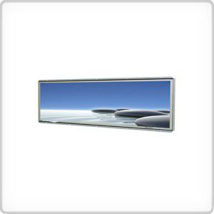 LCD screen / open-frame / wide