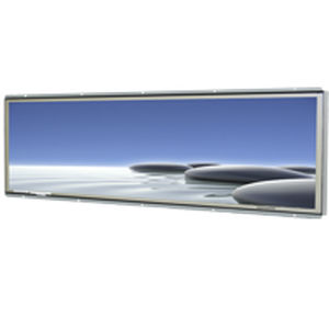 LCD monitor / touch screen / 1920 x 1080 / panel-mount