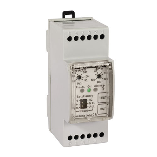 insulation control relay