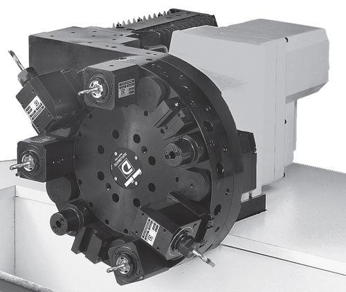 disc tool turret