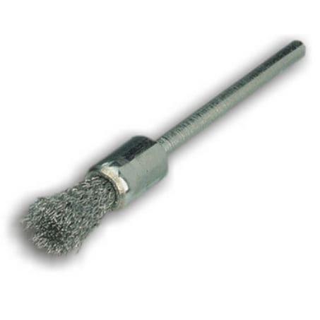 end brush / cleaning / deburring / steel