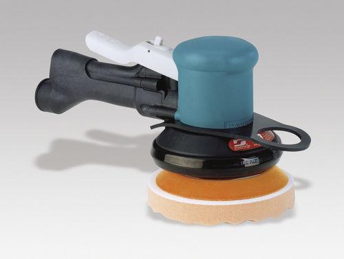random orbital polisher / pneumatic / for all materials