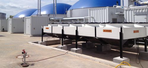 air cooler / water / industrial / for water treatment