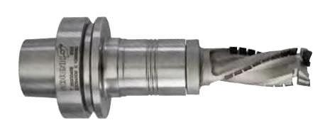 Weldon tool holder