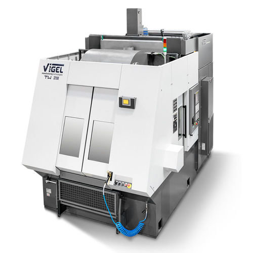 5-axis CNC machining center / horizontal / with rotary tilting table / modular