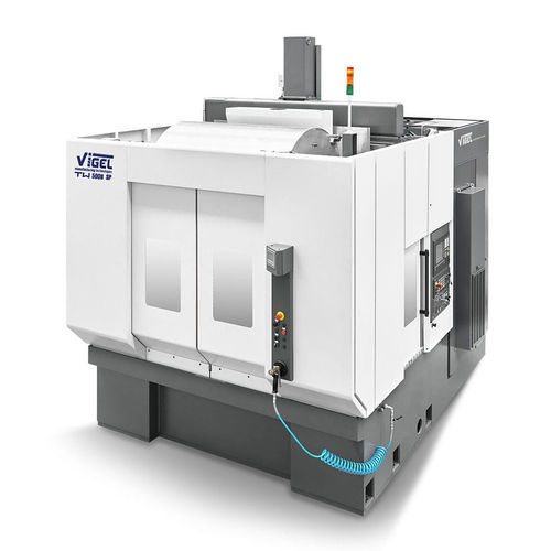 5-axis CNC machining center / horizontal / with rotary tilting table / multi-spindle