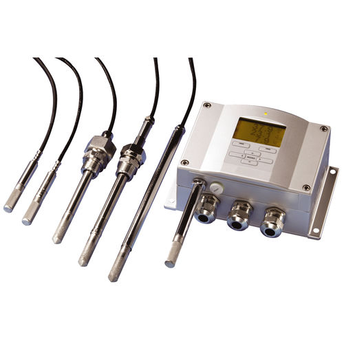 industrial humidity and temperature probe