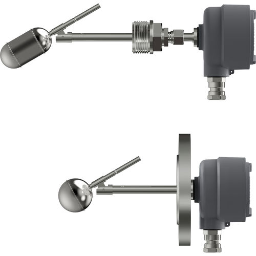 magnetic float level switch - JUMO GmbH & Co. KG