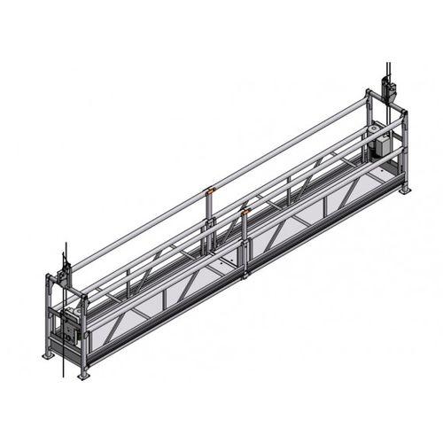 work platform / lifting / suspended