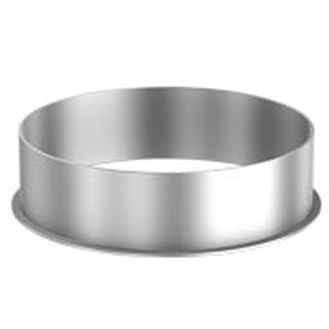 flanged flange / for pipes / stainless steel / carbon steel