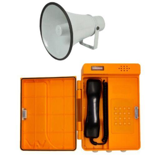 weather-resistant telephone