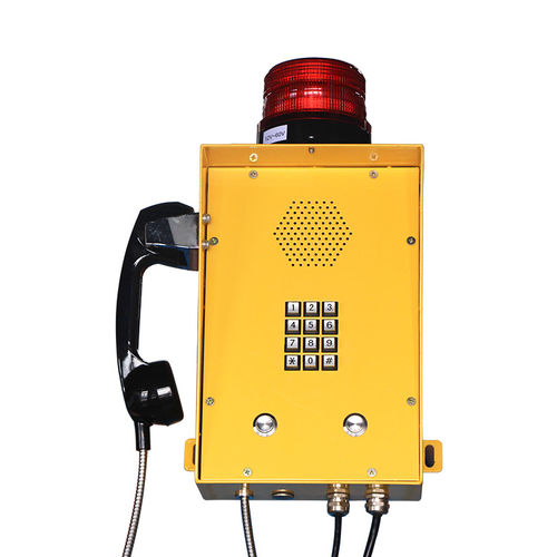 VoIP industrial telephone - Joiwo Explosion Proof Science and Technology