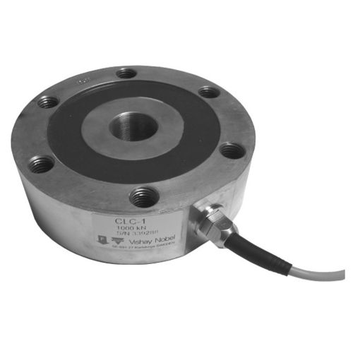 tension/compression load cell / pancake type / for harsh environments / IP67
