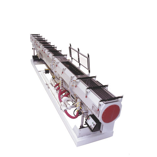 profile cooling bath / water spray / tube / for extrusion