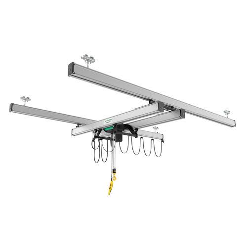 double-girder overhead traveling crane - VERLINDE