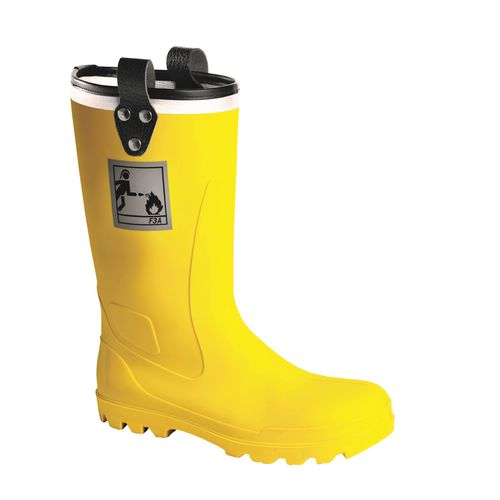 firefighter safety boots - ETCHE SECURITE