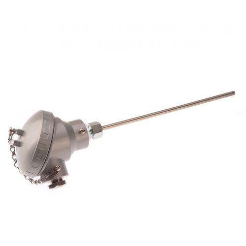 platinum resistive temperature probe