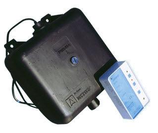 liquid leak detector / acoustic / for storage tanks
