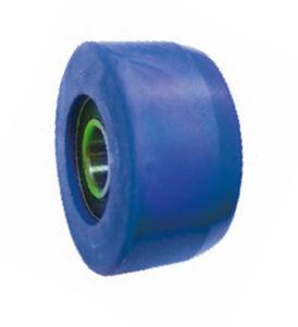 monobloc wheel / fiberglass / for trolleys / for conveyors