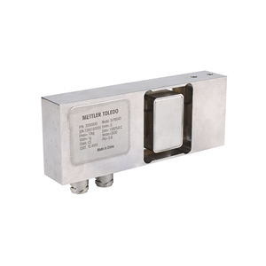 compression load cell / beam type / digital / weighing