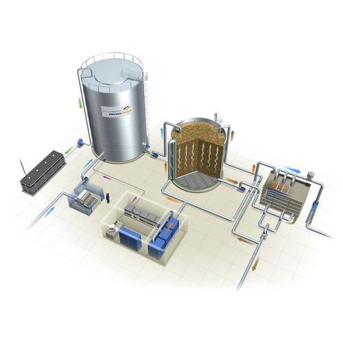 organic waste water treatment