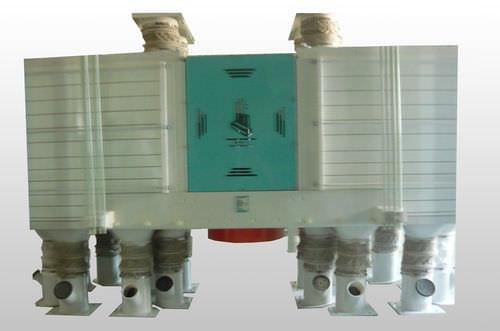 bulk material screener