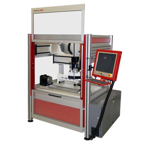 5-axis CNC milling machine