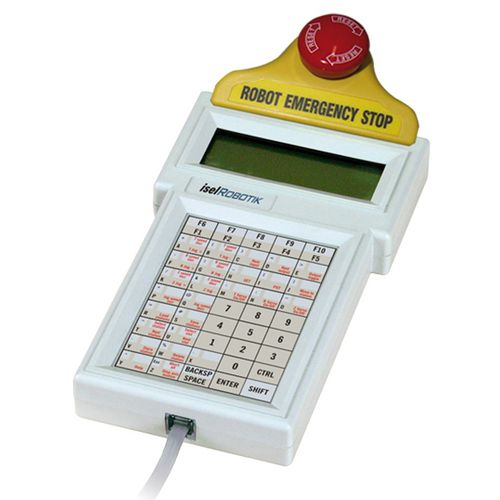 terminal with keyboard / handheld / industrial / control