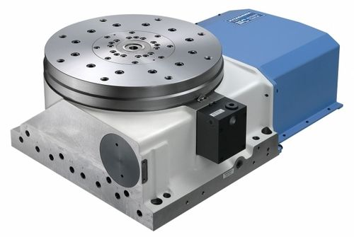 hydraulic rotary indexing table