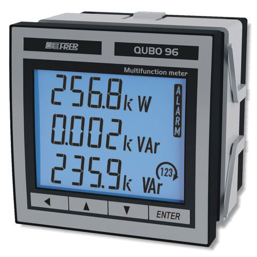 electrical network analyzer / power quality / for integration / digital
