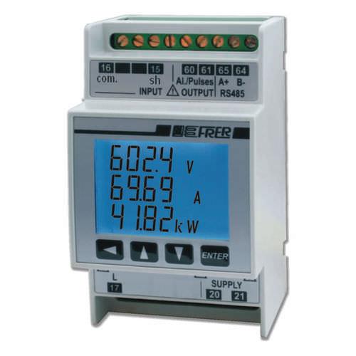 DC electrical network analyzer