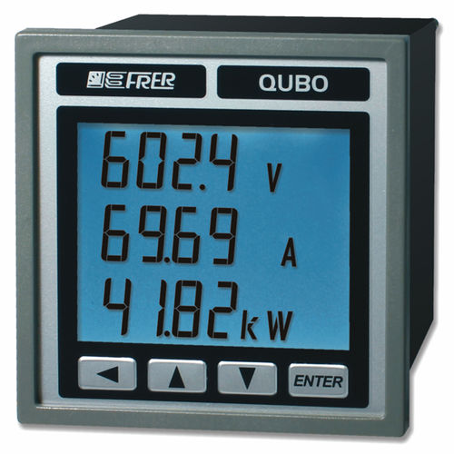 DC electrical network analyzer / power / for integration / digital