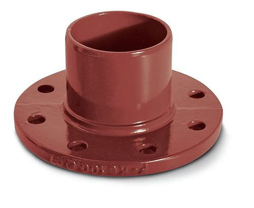 pipe flange adapter
