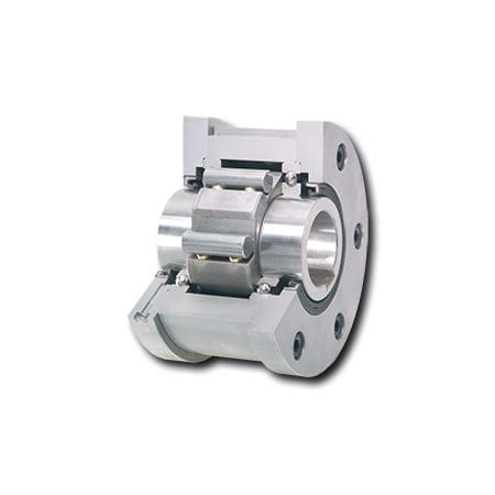 one-way roller clutch / full-face / backstop / overrunning clutch