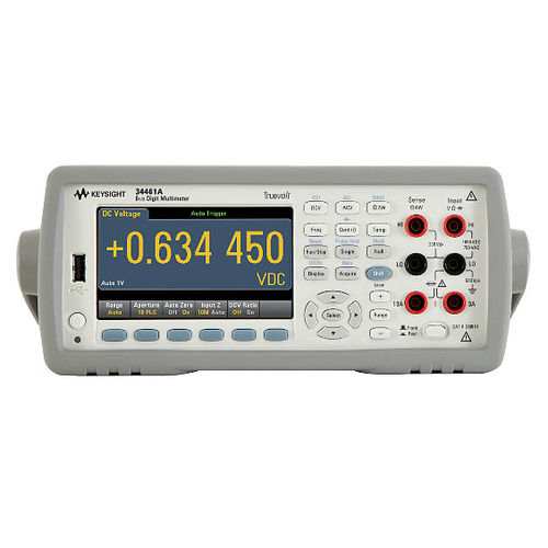 digital multimeter / benchtop / 1000 V / 10 A