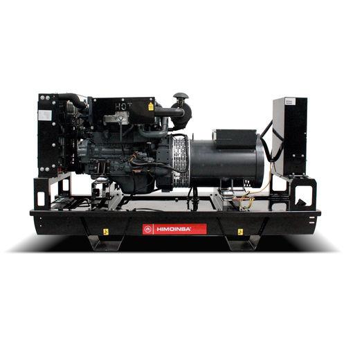 industrial generator set