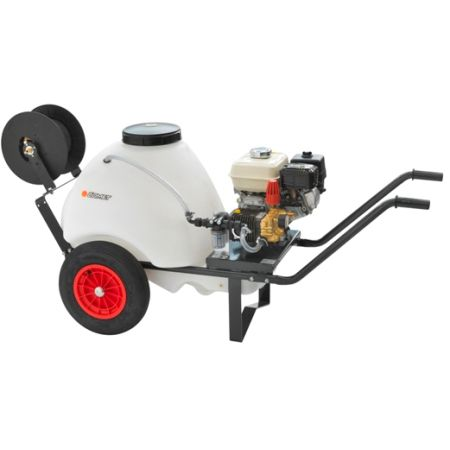 cold water cleaner / gasoline engine / high-pressure