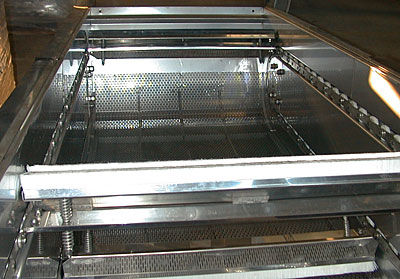 bar screen / for wastewater treatment / fine