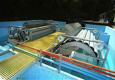 pressure filtration unit / for liquids
