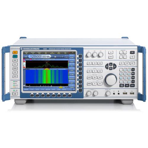 radio receiver / remote control / broadband