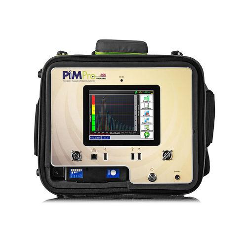 intermodulation analyzer / compact