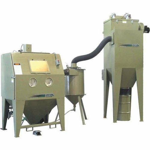 suction blast cabinet / manual