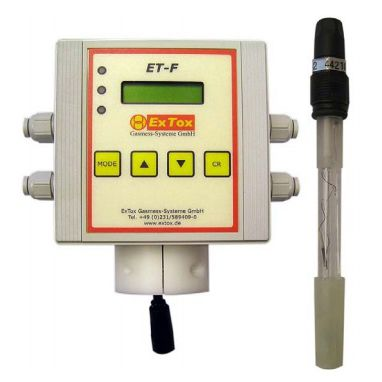 compact pH transmitter