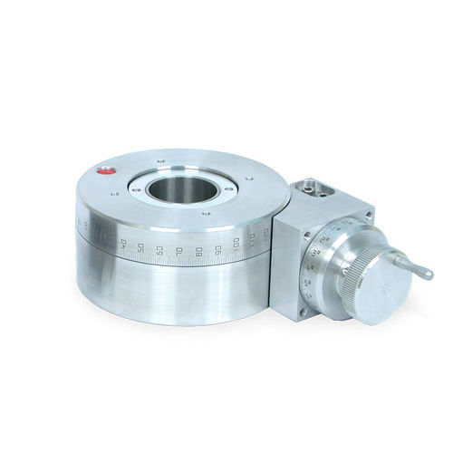 manual rotary table / vertical / for machine tools / rotating