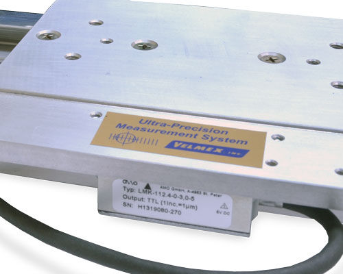 incremental linear encoder / inductive / non-contact / glass scale