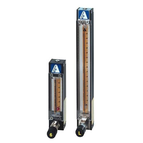 glass tube flow meter