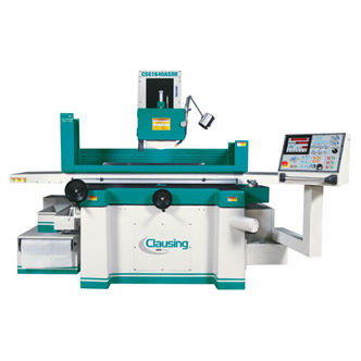 vertical disc grinding machine