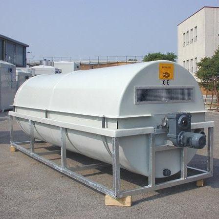 organic sewage treatment plant